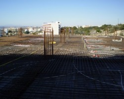 2009 reiforced concrete slab